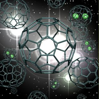 buckyballs, fullerene