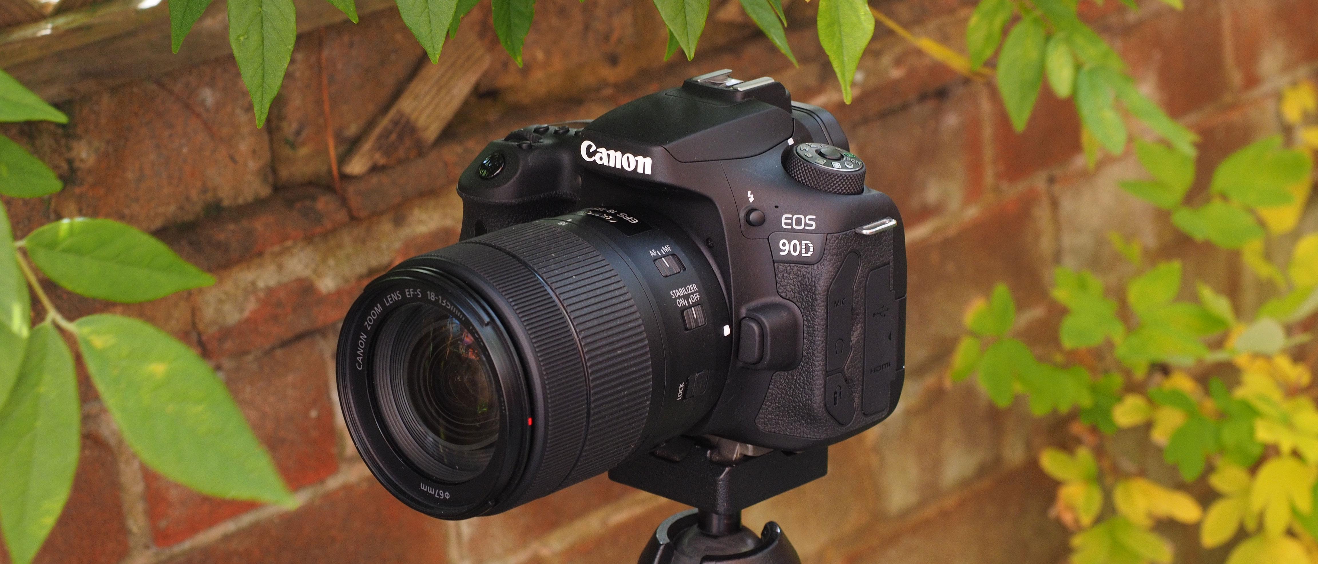 Canon Eos 90d Review Digital Camera World
