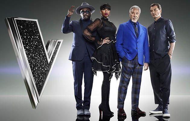 The Voice UK Coaches