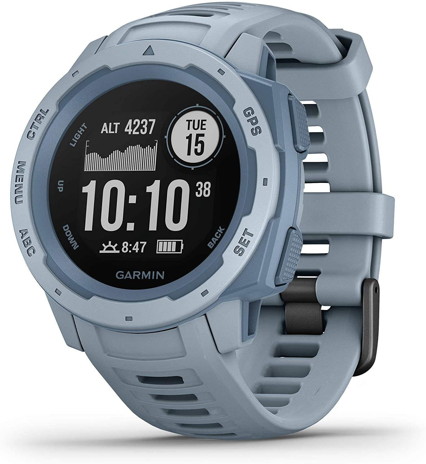 Amazon Prime Day deals: Get £100 off Garmin's Instinct Rugged GPS watch - Cycling Weekly