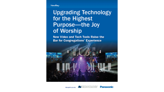 Upgrading Technology for the Joy of Worship