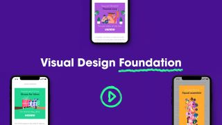 Created Visual Design Course