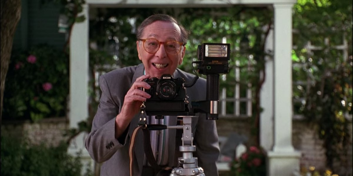 Arnold Stang in Dennis The Menace
