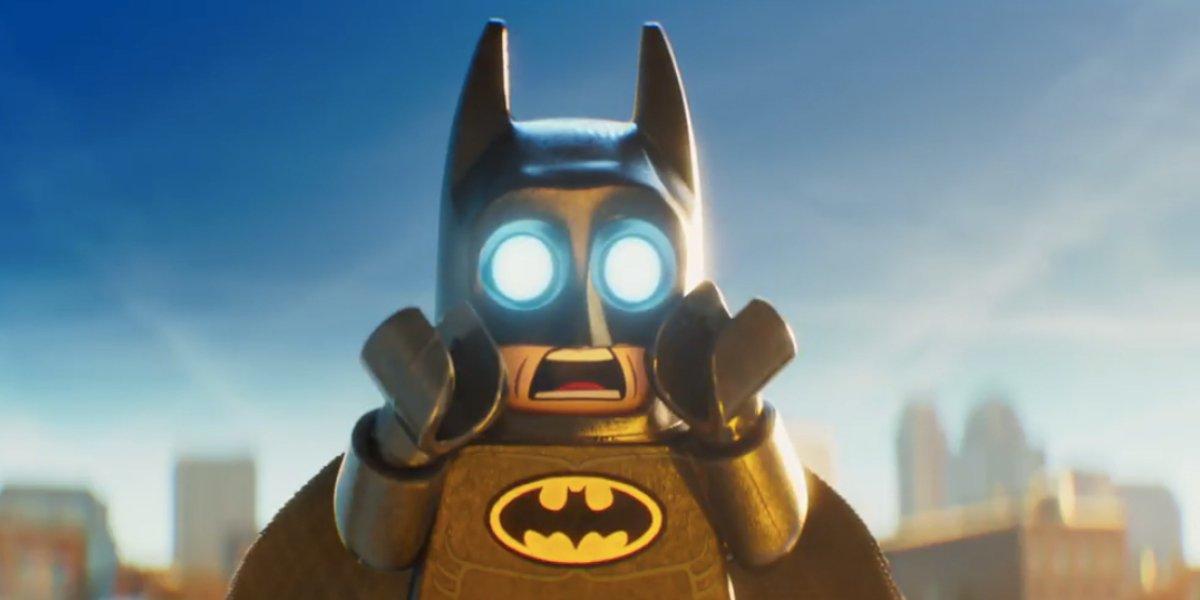 Will Arnett in The LEGO Batman Movie