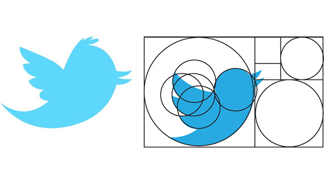 Logo design: Twitter