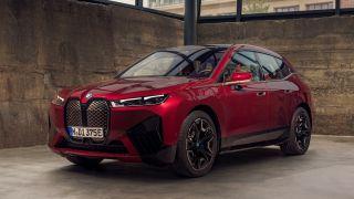 BMW iX is the first electric car with B&W's Diamond Dome tweeters