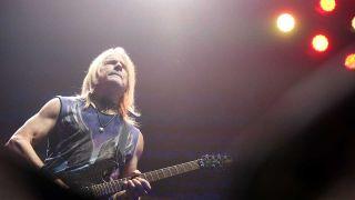 Steve Morse onstage