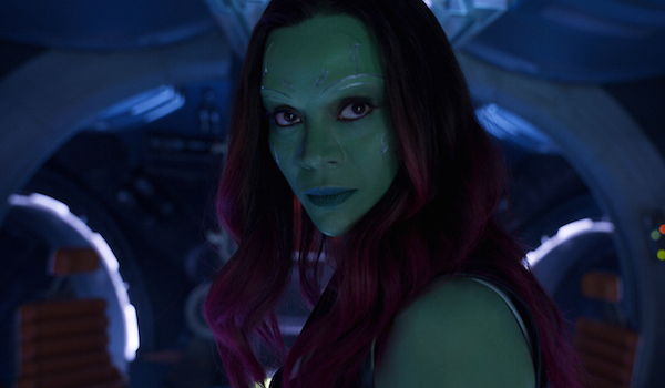 Gamora Guardians of the Galaxy Vol. 2