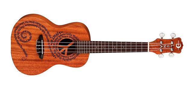 Uitgelezene Enter to Win a Luna Ukulele from Twenty One Pilots | Guitar World RP-63