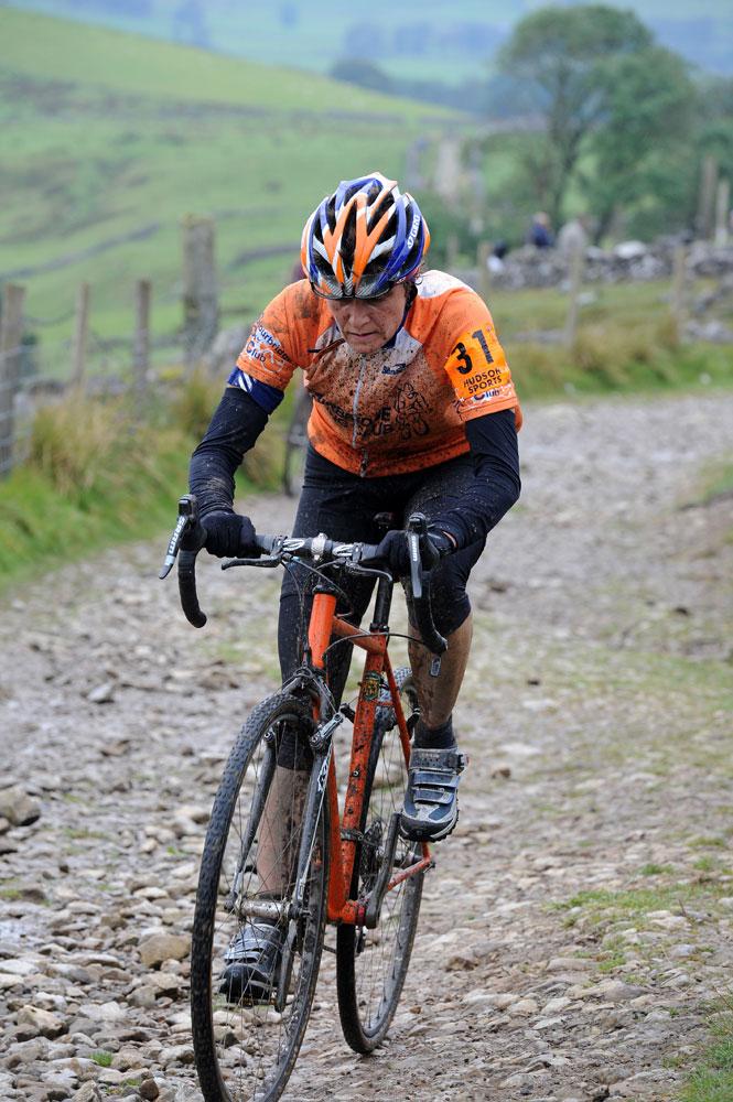 Louise Robinson, Three peaks Cyclo-Cross 2011
