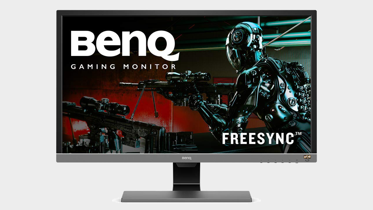 This quality BenQ 4K gaming monitor is just £200 for Amazon Prime Day | PC Gamer