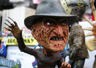 Freddie Krueger, fear, halloween