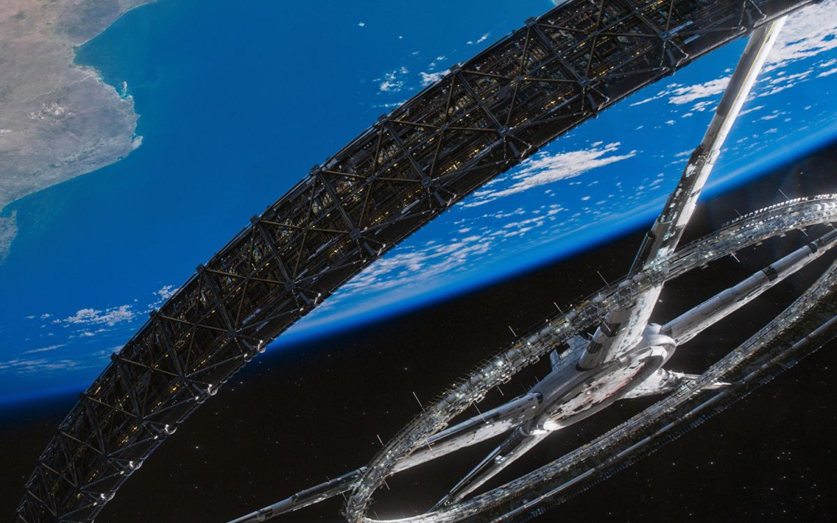 The 25 Greatest Spaceships of Science Fiction | Space