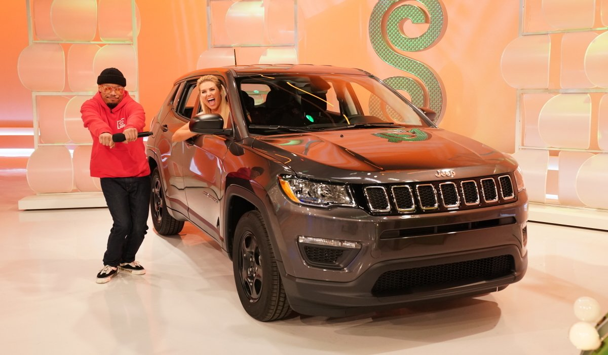 the price is right new car giveaway