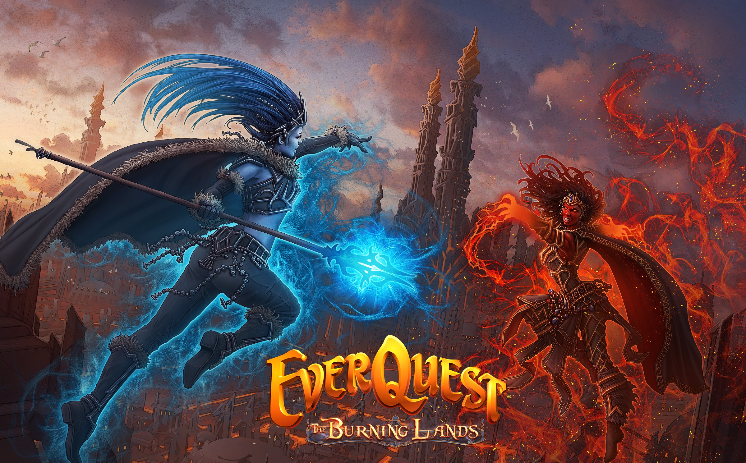 How is classic MMO EverQuest still alive after two decades?   PC Gamer