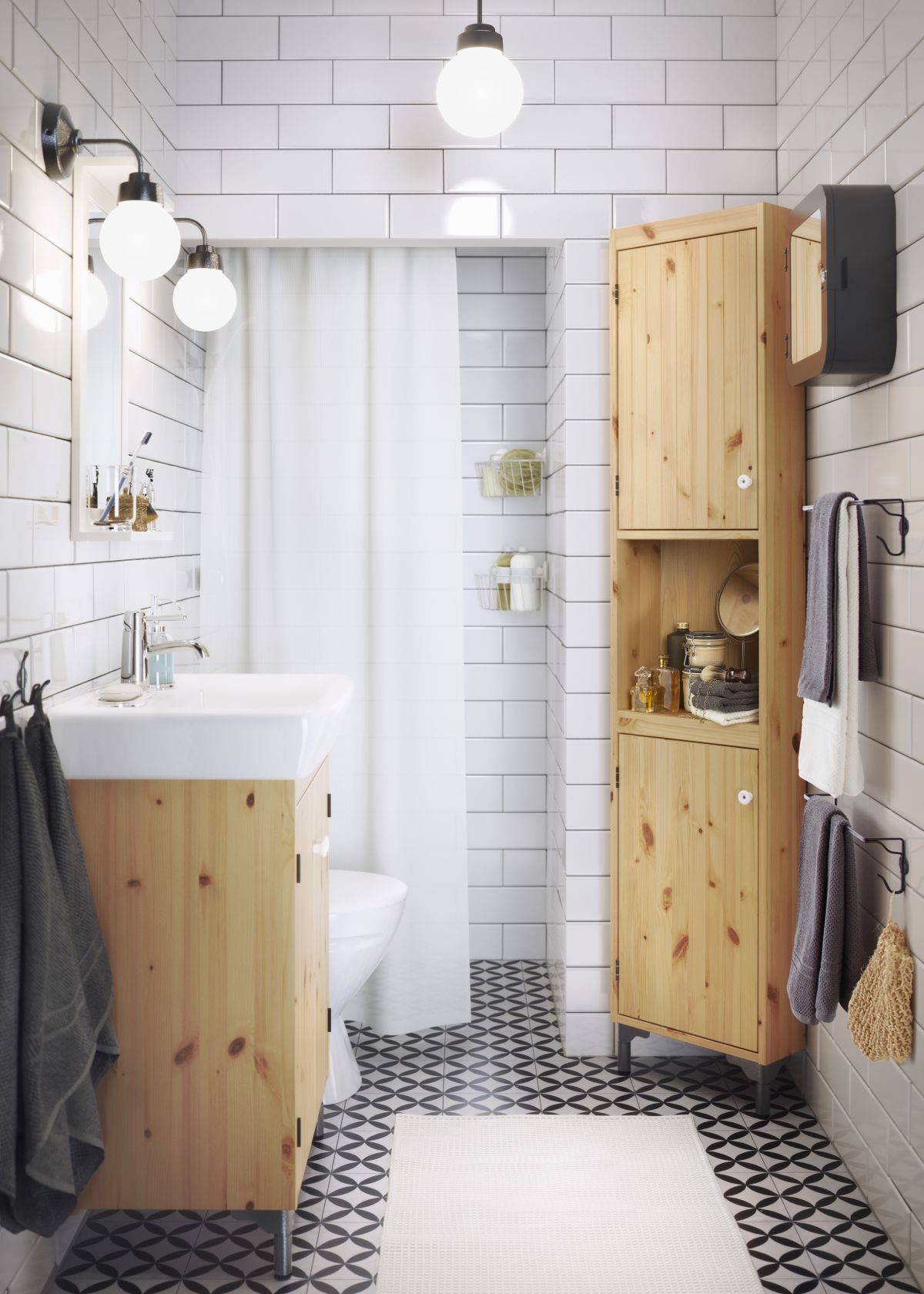 Bathroom Storage Ideas 23 Ways To Stay Tidy In Your