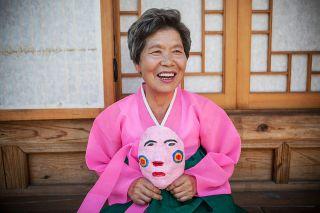 south korea, south korean woman