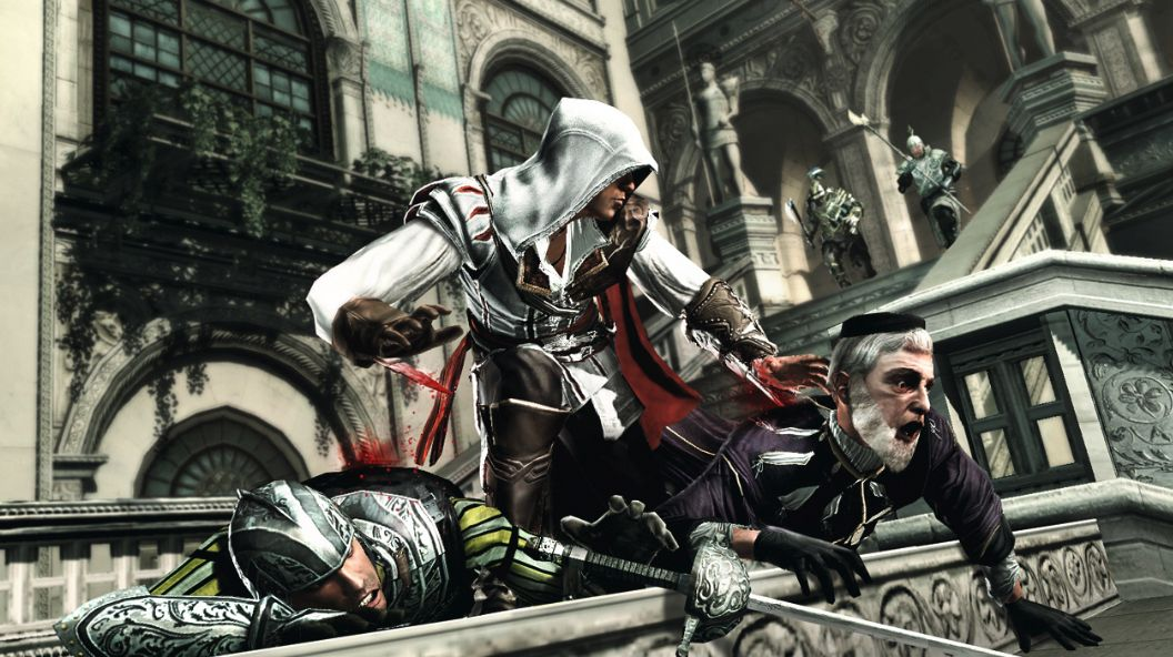 Revisiting The Renaissance With Assassin S Creed 2 Pc Gamer