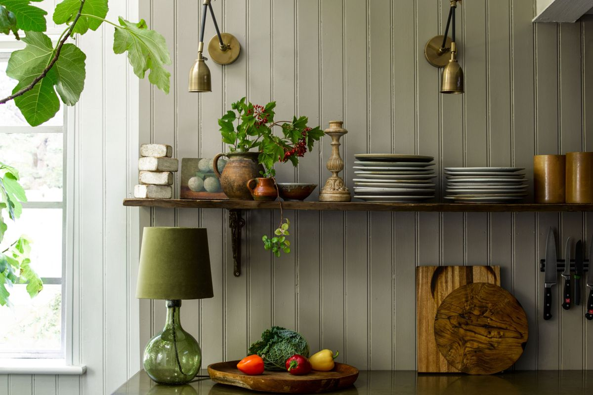 How to create a country kitchen in your home