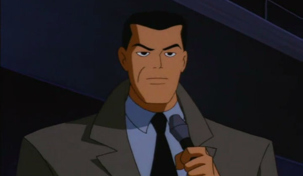 Jack Ryder Batman