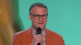 Seth Rogen Wowed Fans With 'Scooby-Doo Chic' Look At The Emmys