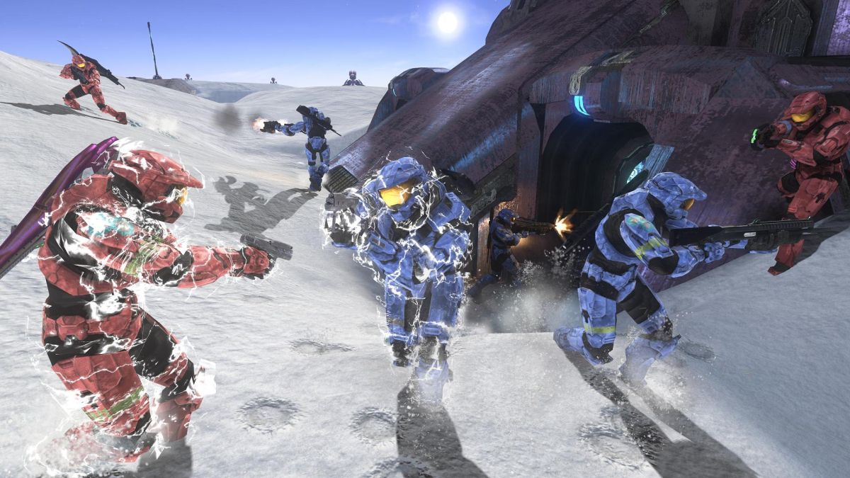 Veteran Halo players are planning to use their old Xbox Live gamertags to reunite with friends on PC and I'm gonna cry now