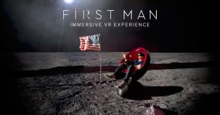 First Man VR experience