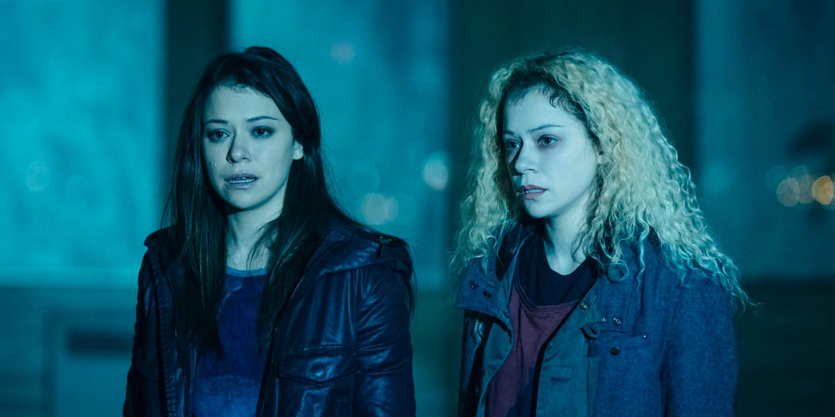 Some of the clones of Orphan Black.