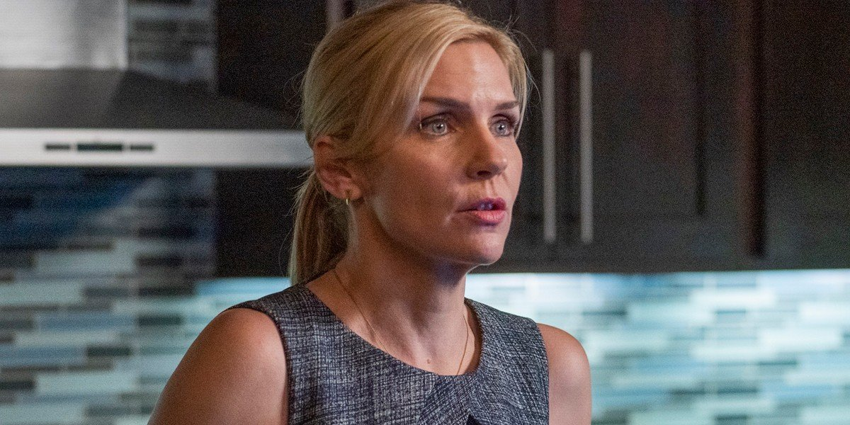 Rhea Seehorn as Kim Wexler on Better Call Saul (2020