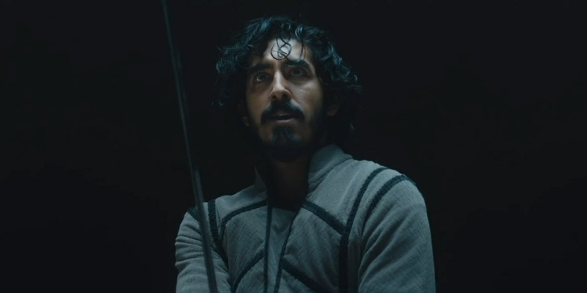 Dev Patel in The Green Knight