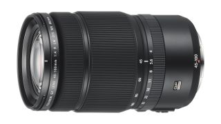 Fujifilm announces Fujinon GF 45-100mm f/4 R LM OIS WR for GFX cameras