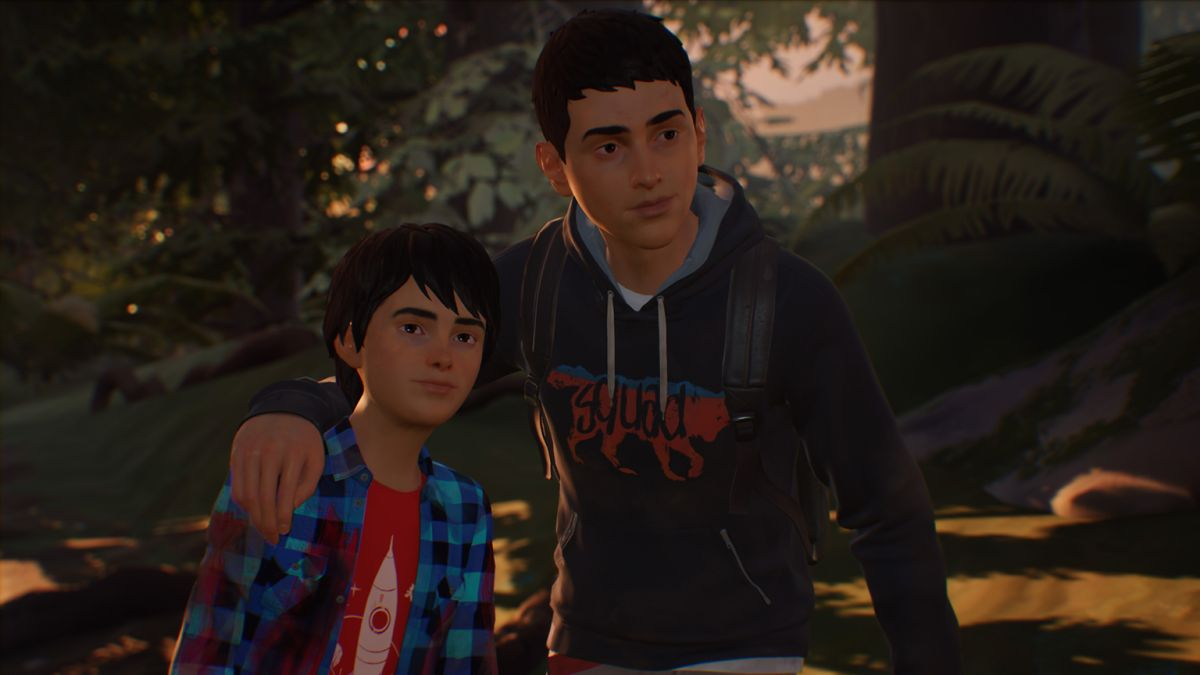Life is Strange 2 trailer tells the tale of two brothers road-tripping to Mexico