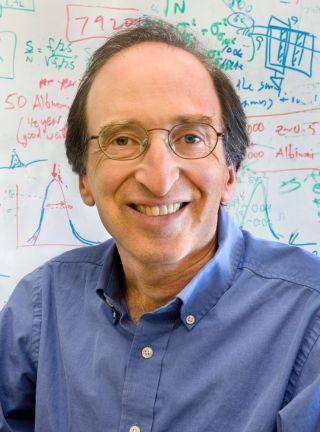 Nobel Laureate Saul Perlmutter
