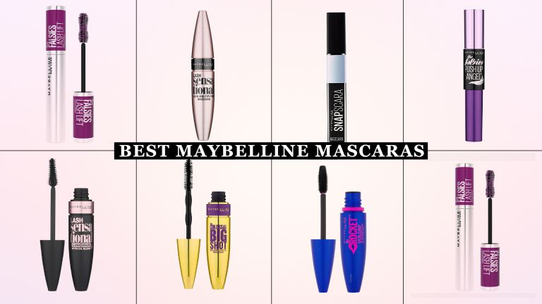 The best Maybelline mascaras