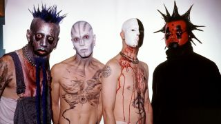 The newly-reformed Mudvayne will play four US festivals this autumn