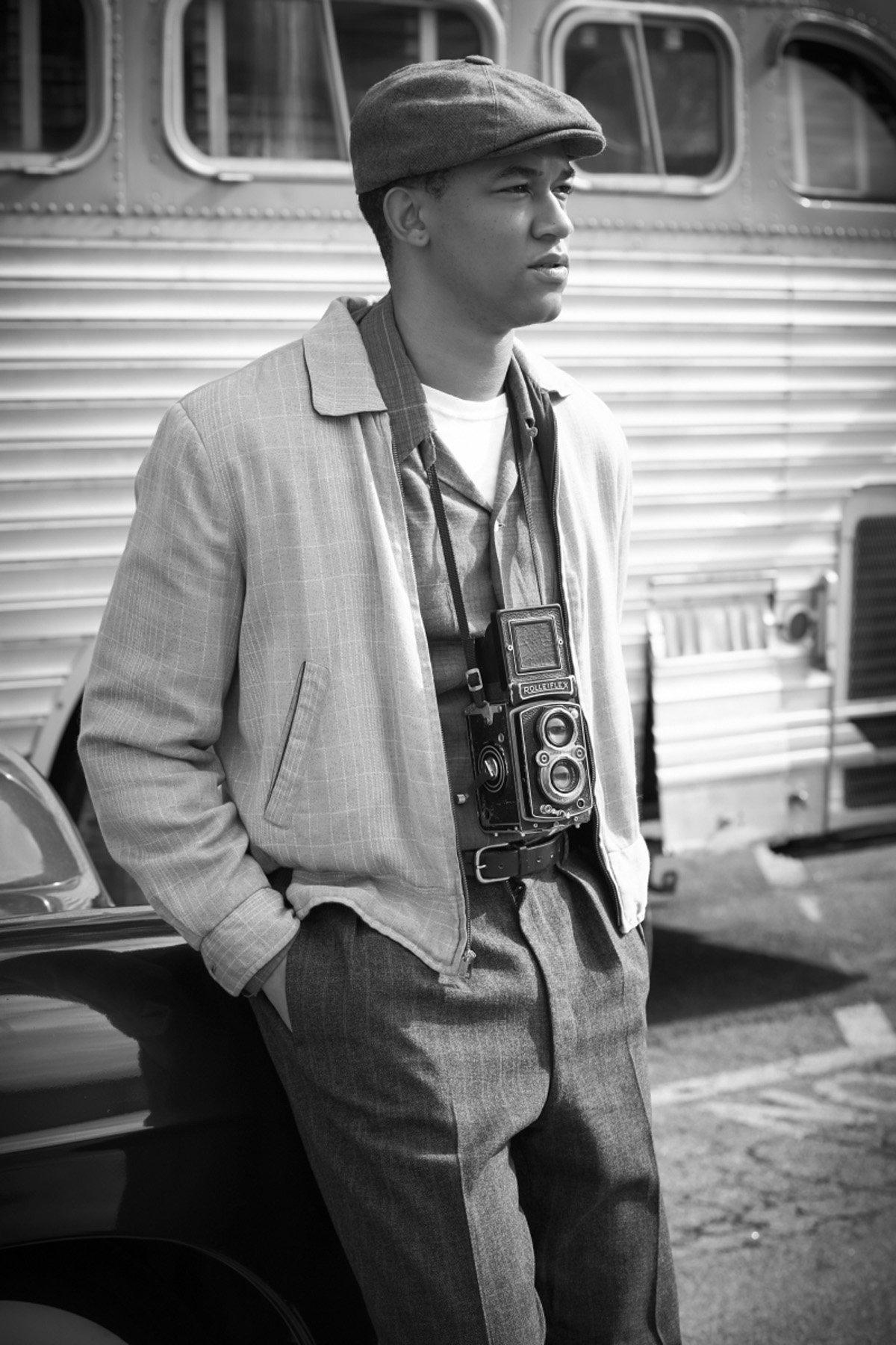Legacies Season 2, Episode 14 The CW Rafael film noir photographer