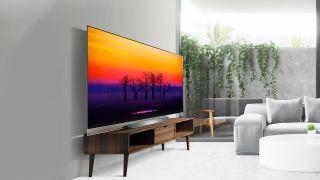 LG E8PUA 55-inch Class HDR UHD Smart OLED TV