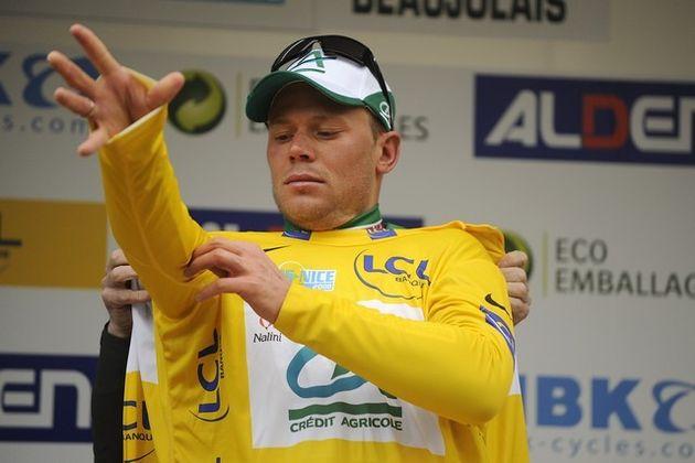 Thor Hushovd Paris Nice stage 2