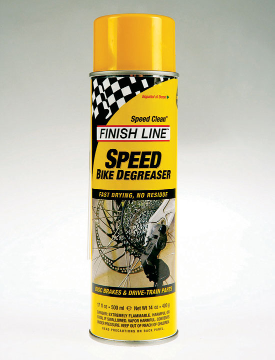 Finish Line Speed Degreaser 500ml
