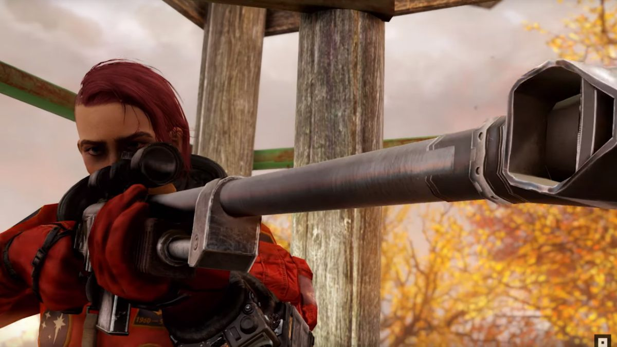 This Fallout 76 armor bug is caused by the weirdest thing: reloading your gun