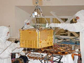 SAM Instrument Installed on Mars Science Laboratory