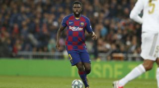 Samuel Umtiti Barcelona