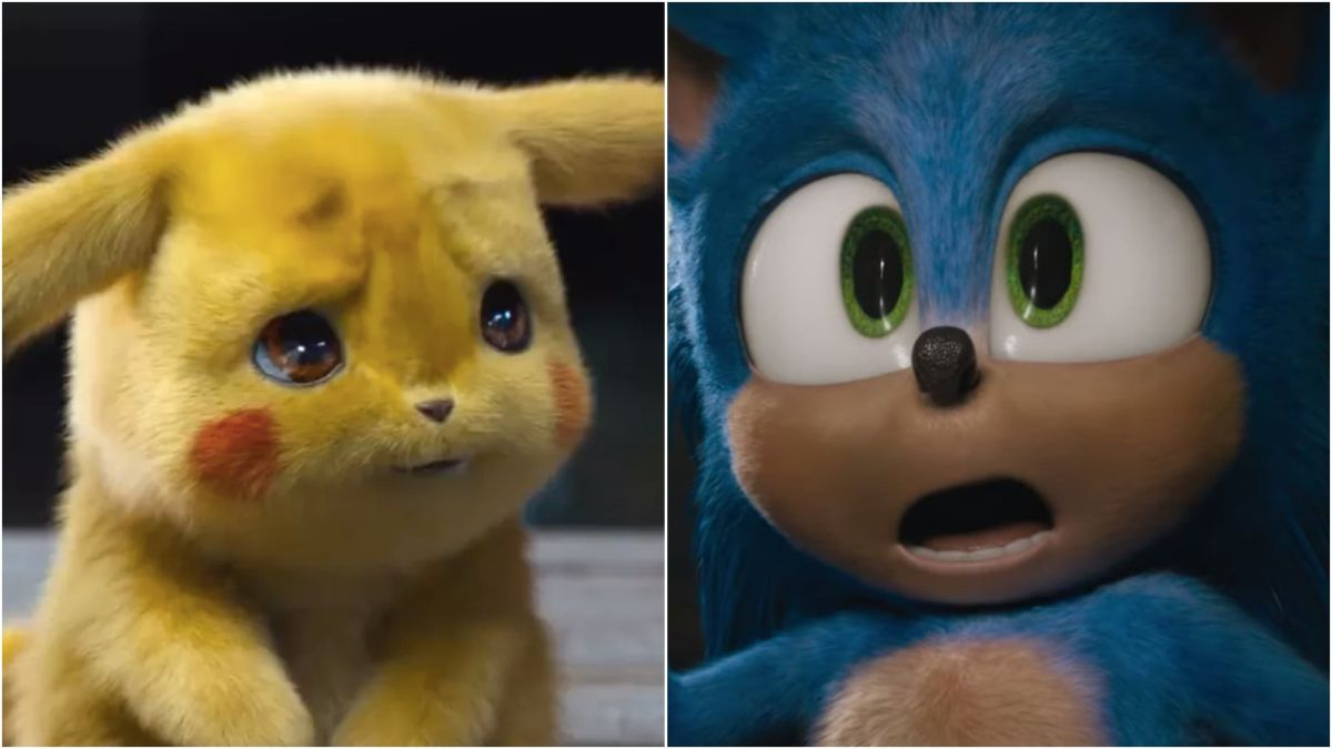 Sonic movie beats a huge Detective Pikachu box-office record