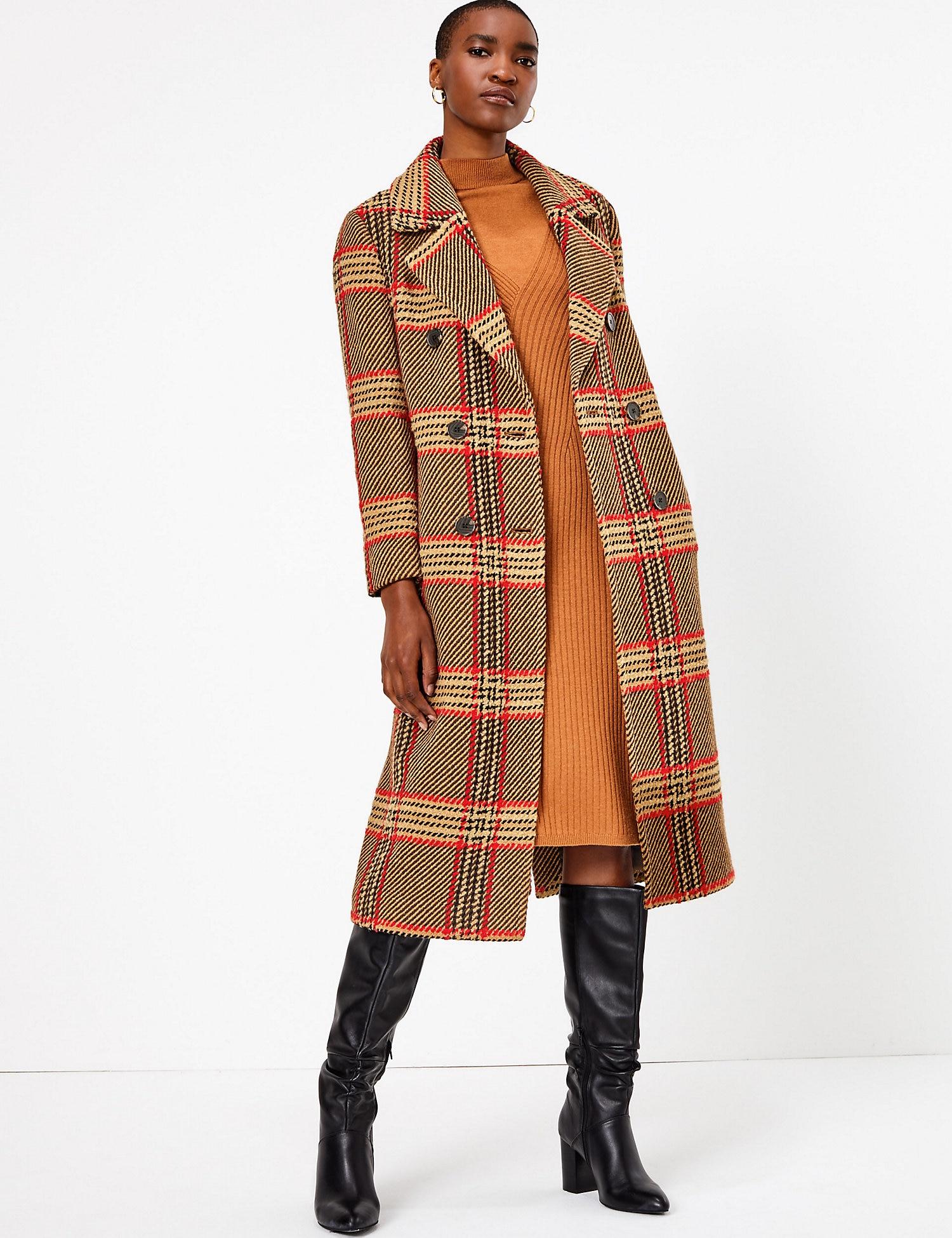 Marks & Spencer coat
