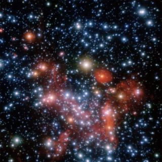 New Observations Detail Milky Way's Big Black Hole