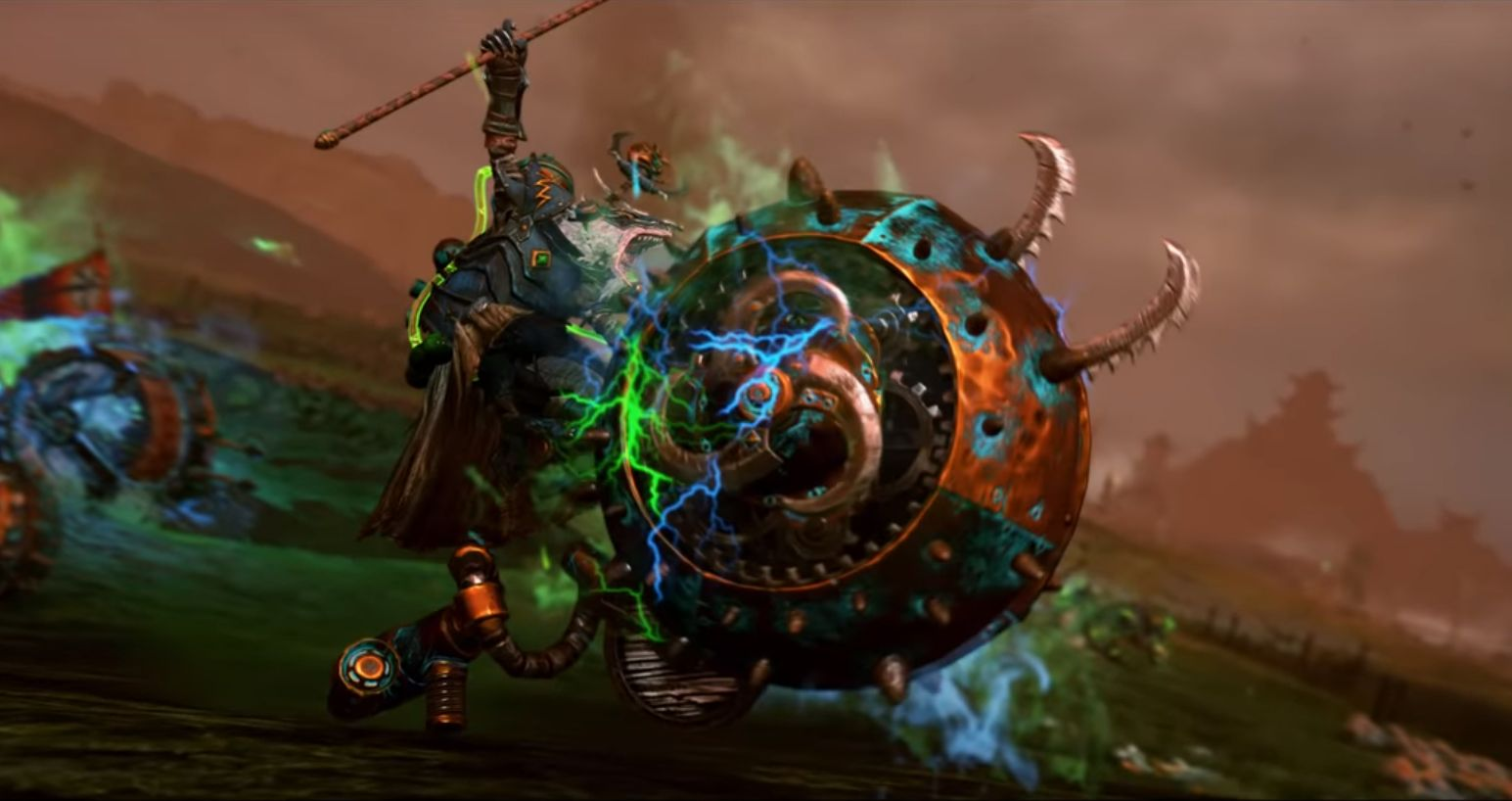 See Total War: Warhammer 2's new doom flayers in action | PC