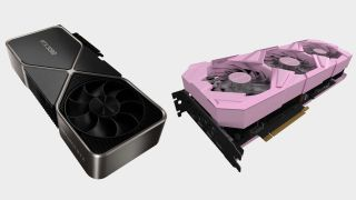 Nvidia Ampere RTX 30-series cards