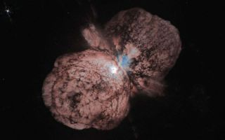 An Ill-Fated Powerhouse: Eta Carinae