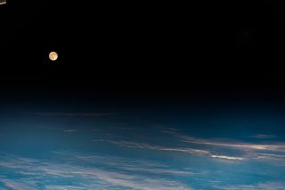 Let This Stunning Full Moon Photo from Space Inspire You to Look Up