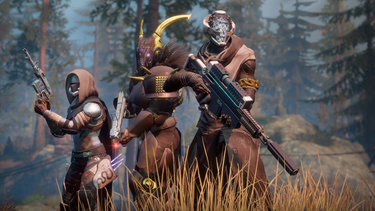 Destiny 2's Masterwork weapons: everything you need to know